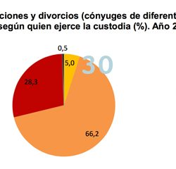 Custodia compartida 2016. Arte Jurídico Abogados Murcia.