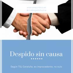 Despido. Arte Jurídico-abogados Murcia