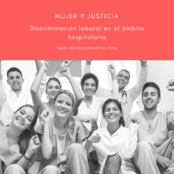 Discriminación laboral. Abogado Murcia.