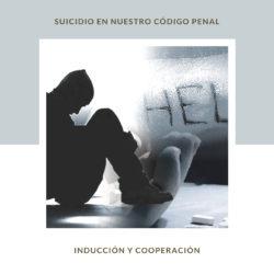 Suicidio. Inducción y cooperación.