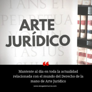NOTICIAS ARTE JURIDICO