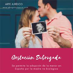 Adopcion gestacion subrogada