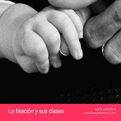 la filiacion y sus clases