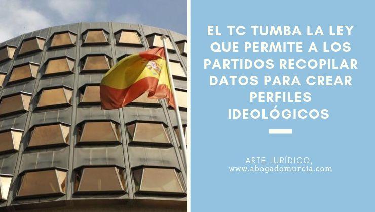 Tribunal constitucional. Abogados Murcia