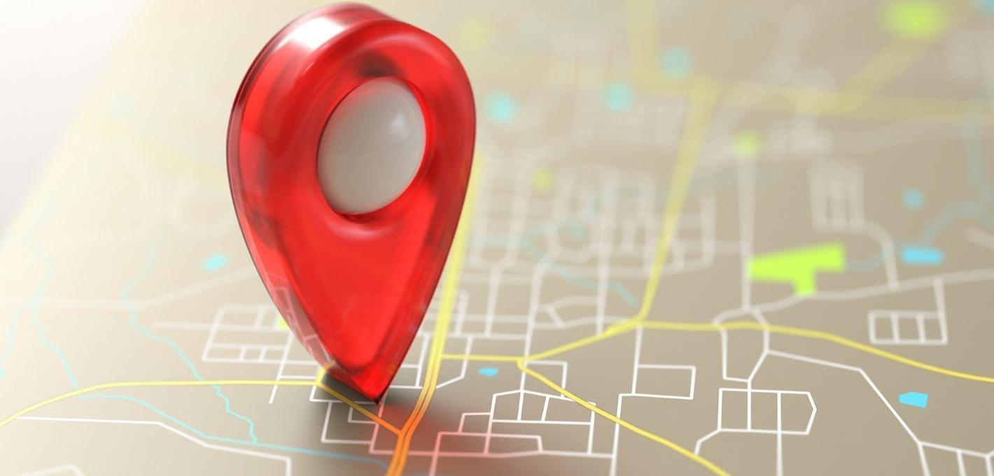 GPS y coche de empresa