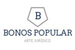 Bonos Popular Arte Jurídico